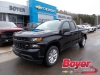 2019 Chevrolet Silverado 1500 Custom Double Cab 4X4