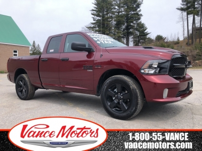 2019 RAM 1500 Classic Express Night Edition 4x4...rambox*sport at Vance Motors in Bancroft, Ontario