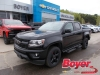 2019 Chevrolet Colorado LTZ Crew Cab 4X4