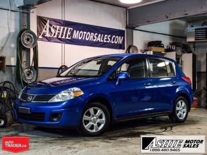 2007 Nissan Versa SL at Ashie Motor Sales in Kingston, Ontario