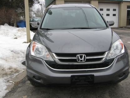 2010 Honda CRV ALL WHEEL DRIVE at O'Neil's Auto Sales in Odessa, Ontario