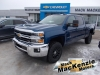 2019 Chevrolet Silverado 2500 LT Crew Cab 4X4 Diesel