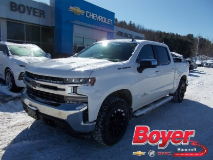 2019 Chevrolet Silverado 1500 LT Crew Cab 4X4 at Boyer GM Bancroft in Bancroft, Ontario