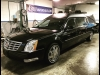2008 Cadillac DTS Funeral Coach