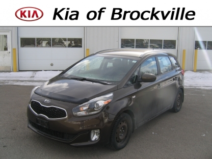 2016 Kia Rondo LX at Kia of Brockville in Brockville, Ontario