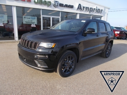 2019 Jeep Grand Cherokee Limited AWD at Arnprior Chrysler in Arnprior, Ontario