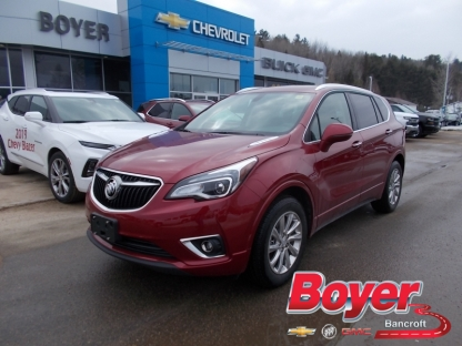 2019 Buick Envision Essence AWD at Boyer GM Bancroft in Bancroft, Ontario