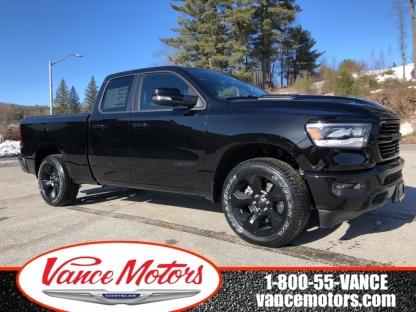 2019 RAM 1500 Sport 4x4...nav*bed Step*leather! at Vance Motors in Bancroft, Ontario