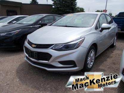 2018 Chevrolet Cruze LT at Mack MacKenzie Motors in Renfrew, Ontario