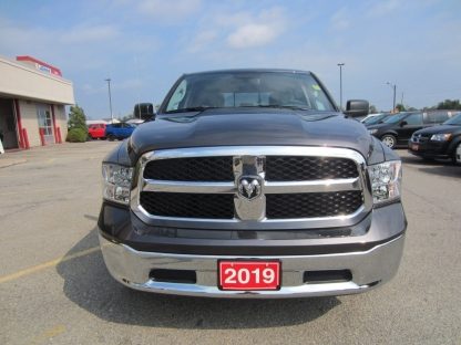 2019 Ram 1500 Classic Slt At Hinton Dodge Chrysler In Perth Ontario