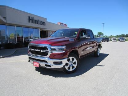 2019 RAM 1500 Big Horn at Hinton Dodge Chrysler in Perth, Ontario