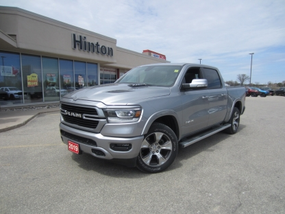 2019 RAM 1500 Laramie at Hinton Dodge Chrysler in Perth, Ontario