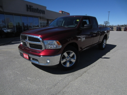 2019 RAM 1500 Classic SXT Plus at Hinton Dodge Chrysler in Perth, Ontario