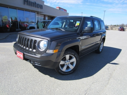 2016 Jeep Patriot Sport/North at Hinton Dodge Chrysler in Perth, Ontario