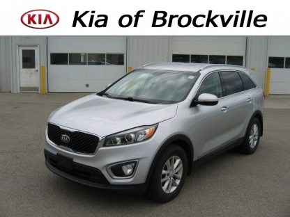 2016 KIA Sorento LX-Turbo at Kia of Brockville in Brockville, Ontario