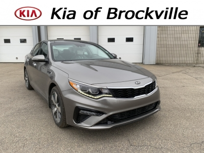 2019 Kia Optima SX at Kia of Brockville in Brockville, Ontario