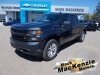 2019 Chevrolet Silverado 1500 Custom Crew Cab 4X4 For Sale Near Eganville, Ontario
