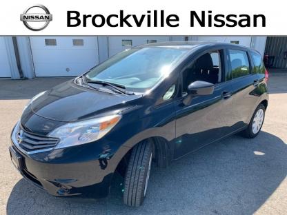 2016 Nissan Versa Note S - M/T at Brockville Nissan in Brockville, Ontario