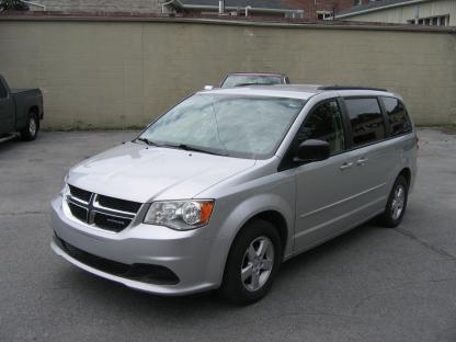 2012 Dodge Grand Caravan Stow & Go at Clancy Motors in Kingston, Ontario