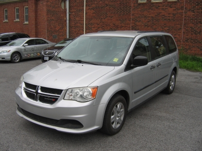 2012 Dodge Grand Caravan CVP at Clancy Motors in Kingston, Ontario