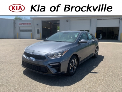 2019 Kia Forte EX at Kia of Brockville in Brockville, Ontario