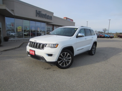 2018 Jeep Grand Cherokee Limited at Hinton Dodge Chrysler in Perth, Ontario