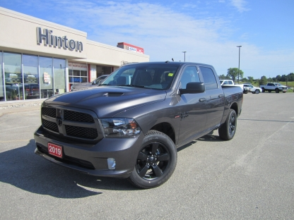 2019 RAM 1500 Classic Express at Hinton Dodge Chrysler in Perth, Ontario