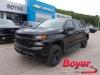 2019 Chevrolet Silverado 1500 Trail Boss Crew Cab 4X4 For Sale in Bancroft, ON
