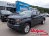 2019 Chevrolet Silverado 1500 Custom Double Cab 4X4 For Sale Near Haliburton, Ontario