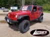 2008 Jeep Wrangler Unlimited Sport 4X4 For Sale in Chapeau, QC