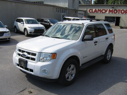 2011 Ford Escape Hybrid at Clancy Motors in Kingston, Ontario
