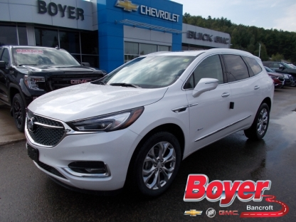 2020 Buick Enclave Avenier AWD at Boyer GM Bancroft in Bancroft, Ontario