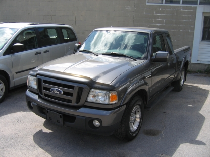 2011 Ford Ranger Sport SuperCab at Clancy Motors in Kingston, Ontario
