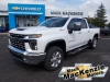 2020 Chevrolet Silverado 2500 LTZ Crew Cab 4X4 Diesel For Sale Near Perth, Ontario