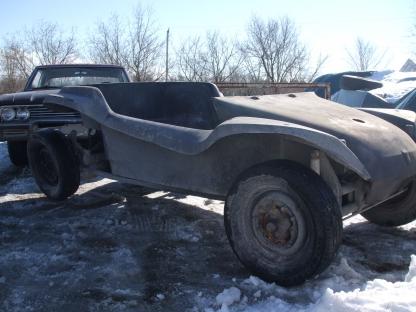 1965 Volkswagen Dune Buggy Convertible at Last Chance Auto Restore in Yarker, Ontario