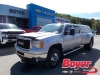 2012 GMC Sierra 3500 HD SLT Crew Cab 4X4 Diesel For Sale in Bancroft, ON