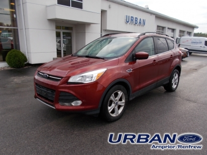 2015 Ford Escape SE at Urban Ford in Arnprior, Ontario
