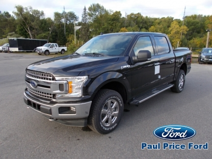 2019 Ford F-150 XTR Super Crew 4X4 at Paul Price Ford in Bancroft, Ontario