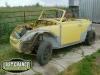 1972 Volkswagen Beetle Convertible Super Beetle For Sale