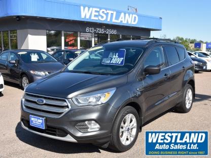 2017 Ford Escape SE AWD at Westland Auto Sales in Pembroke, Ontario