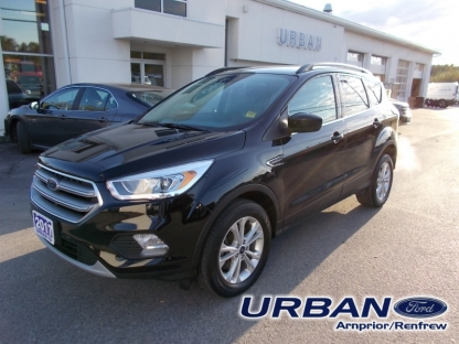 2017 Ford Escape SEL AWD at Urban Ford in Arnprior, Ontario
