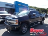 2016 Chevrolet Silverado 2500 High Country Crew Cab 4x4 Diesel For Sale in Bancroft, ON
