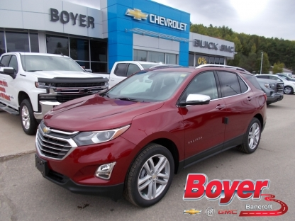 2020 Chevrolet Equinox Premier AWD at Boyer GM Bancroft in Bancroft, Ontario