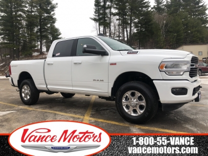 2019 RAM New 2500 Big Horn Sport 4x4...gas*htd SEats*sunro at Vance Motors in Bancroft, Ontario