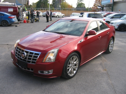 2012 Cadillac CTS 4 3.6 AWD at Clancy Motors in Kingston, Ontario