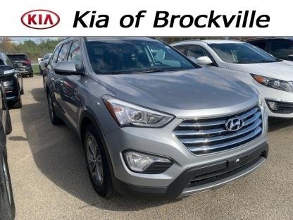 2016 Hyundai Santa Fe XL 7 SEATER at Kia of Brockville in Brockville, Ontario