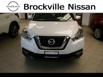 2019 Nissan Kicks SV at Brockville Nissan in Brockville, Ontario