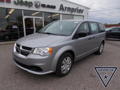 2019 Dodge Grand Caravan SE Canada Value Package at Arnprior Chrysler in Arnprior, Ontario
