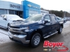 2019 Chevrolet Silverado 1500 LT Crew Cab 4X4 For Sale Near Barrys Bay, Ontario