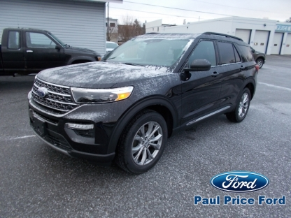2020 Ford Explorer XLT AWD at Paul Price Ford in Bancroft, Ontario
